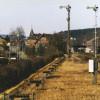 Bahnhof Jünkerath Verkehrsweg im Wandel der Zeit; ?>