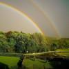 Regenbogen in Hillesheim; ?>