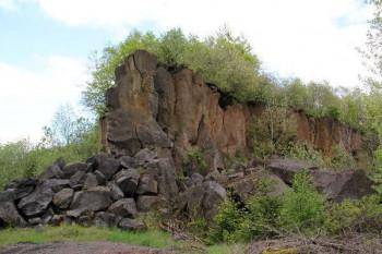 Felsen über Hohenfels; ?>