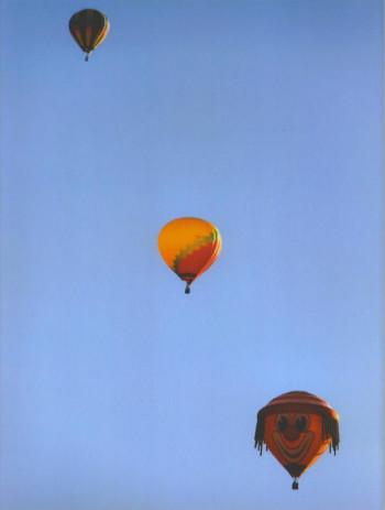 Ballonfahrten über der Vulkaneifel; ?>