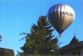 Ballonfahrt in Kirchweiler; ?>