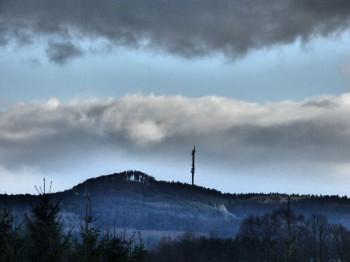 Der Hochkelberg am 05.01.2014; ?>