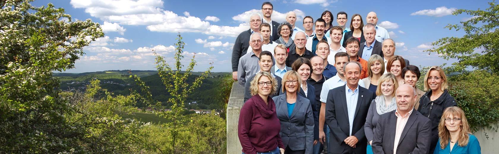 Mitarbeiter Landkreis Vulkaneifel